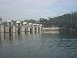 Barragem Lever/Crestuma